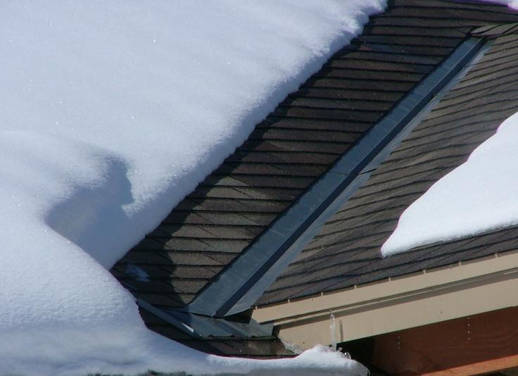 Under Shingle Roof Ice Melt To Prevent Ice Dams From Heatizon