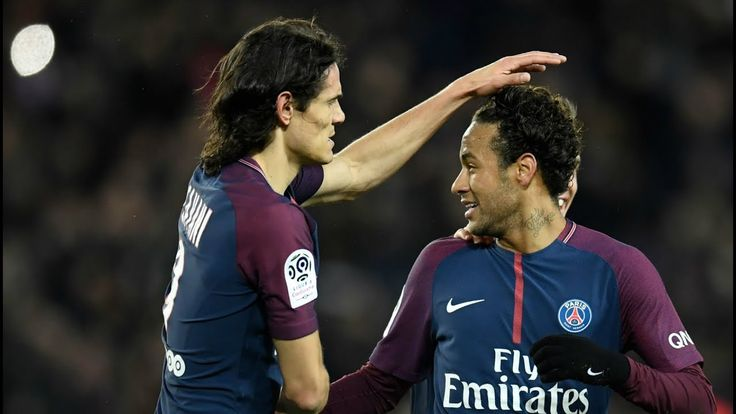 Neymar not angered by PSG boos after Cavani penalty snub says Silva