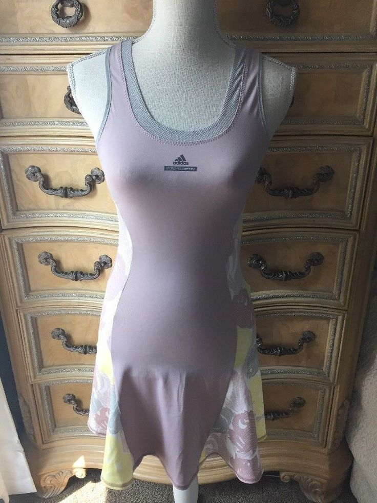 Stella McCartney Adidas Barricade Tennis Dress Sz XS | Clothing, Shoes & Accessories, Women's Clothing, Athletic Apparel | eBay!