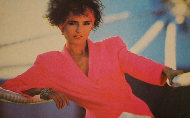 Buduaarini: Vuoden 1985 Kauneus ja Terveys -aikakausilehti