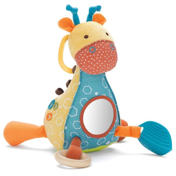 Kjøp Skip Hop Aktivitetsleke Sjiraff Safari | Leker Babylek | Jollyroom