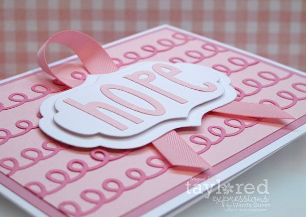 Breast Cancer Awareness Month - Hope Cards
