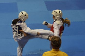 taekwondo sparring tips - 10 top tips from a taekwondo family