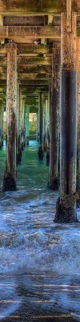 Seacliff State Beach, Aptos, CA... CHILDHOOD MEMORIES