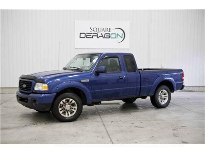 """Truck - 2009 Ford Ranger SPORT 4X4 4.0L V6 in Cowansville, QC  $13,500"""