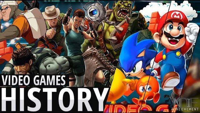 Video Oyunları Tarihi [Video]