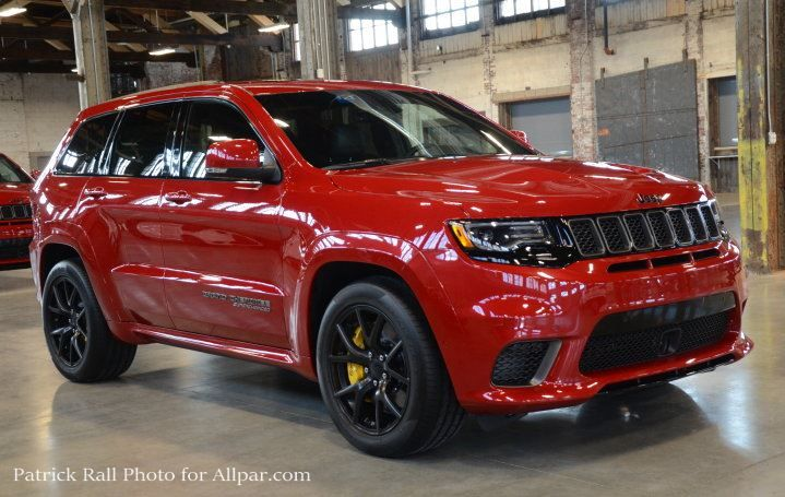 Trackhawk Driving One Of Mopar S Greatest Ever Car Wheels Car