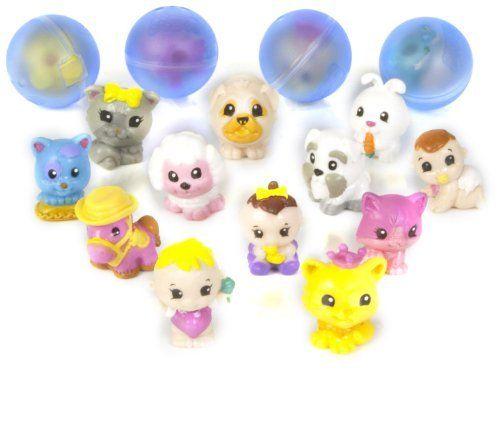 Squinkies Bubble Pack - Series One by Blip Toys. $19.74. Booklet included with numbered figures for easy collectability. Collect them all. 100's of Squinkies to collect. Kitties, puppies, babies, ponies, and friends: which Squinkies will you get?. Bubble pack includes 16 different Squinkies. From the Manufacturer                The world of Squinkies fits in the palm of your hand. These soft and squishy figures are so cute you'll want to collect them all. The Squinkies come ...