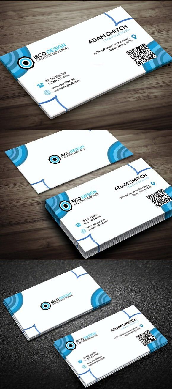 Simple Shape Business Card Shaped Business Cards Business Cards Cards