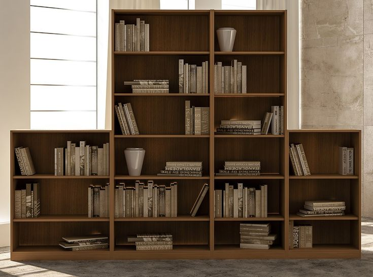 Office Modular Bookcase Composition VV LE5154 - $950.00