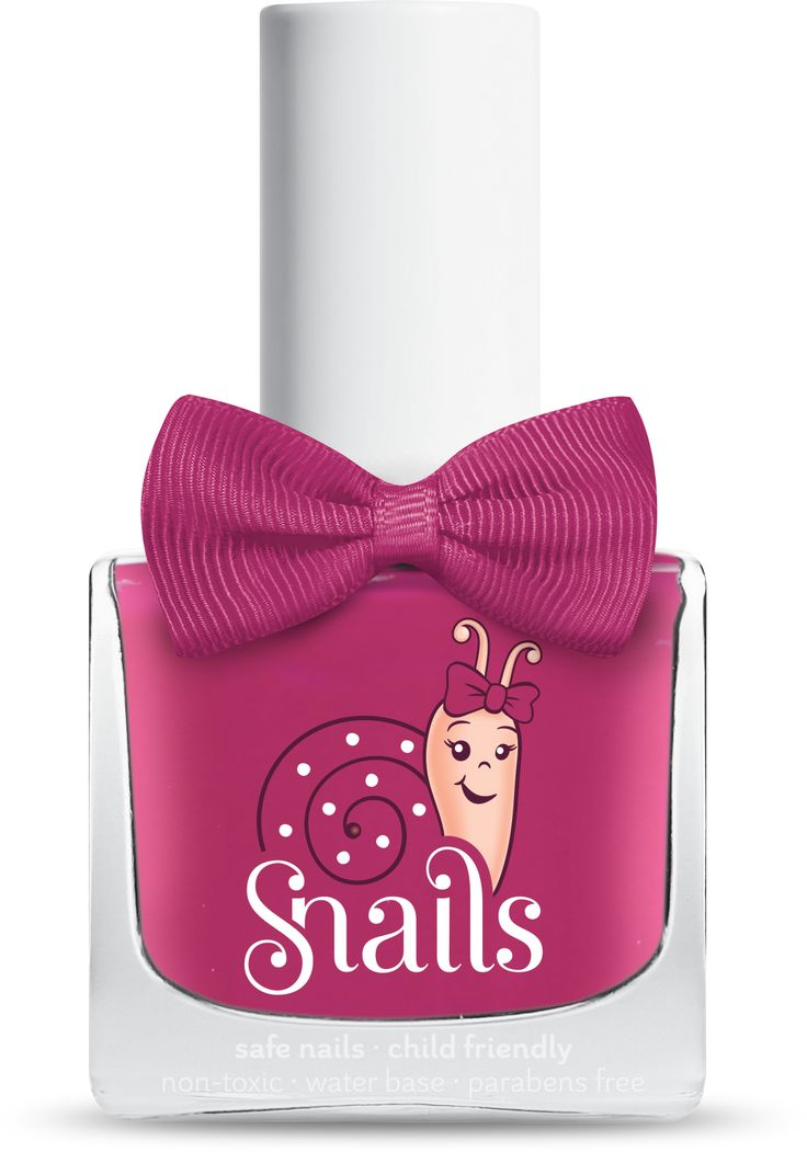 Cherry Queen: A deliciously, vivid, wild cherry colour for girls who love to have fun !