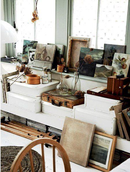 Artists Home: Art Stuff, Art Spaces, Artists Studios, Studios Spaces, Art Studios, Frames, Interiors, Studios Organizations, Art Rooms