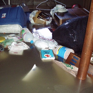 How to Get Smell Out of Flooded Basement