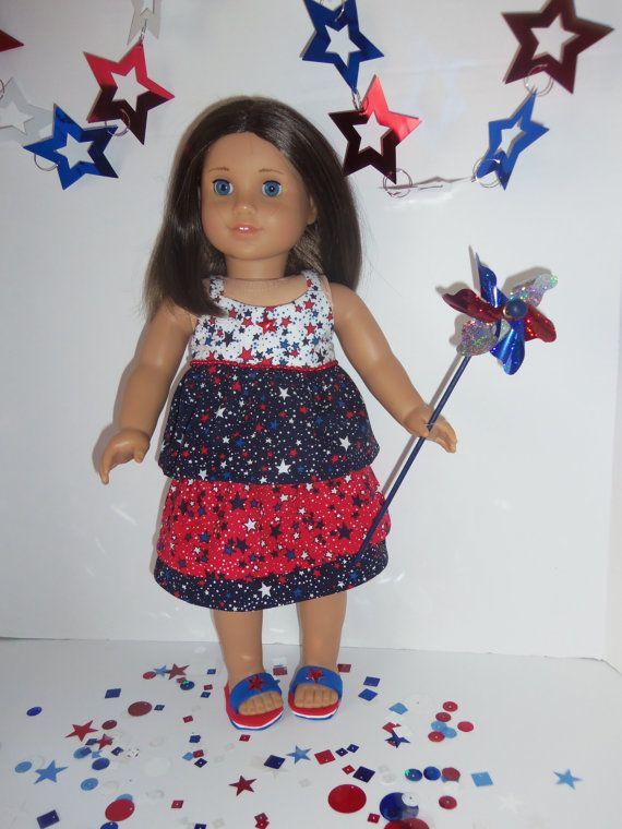 4th of july dress 18 months
