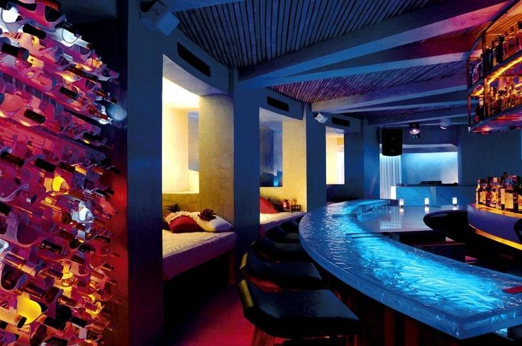W Retreat, Lounge Bar, Maldives