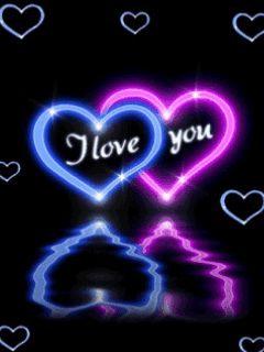de corazones enamorados