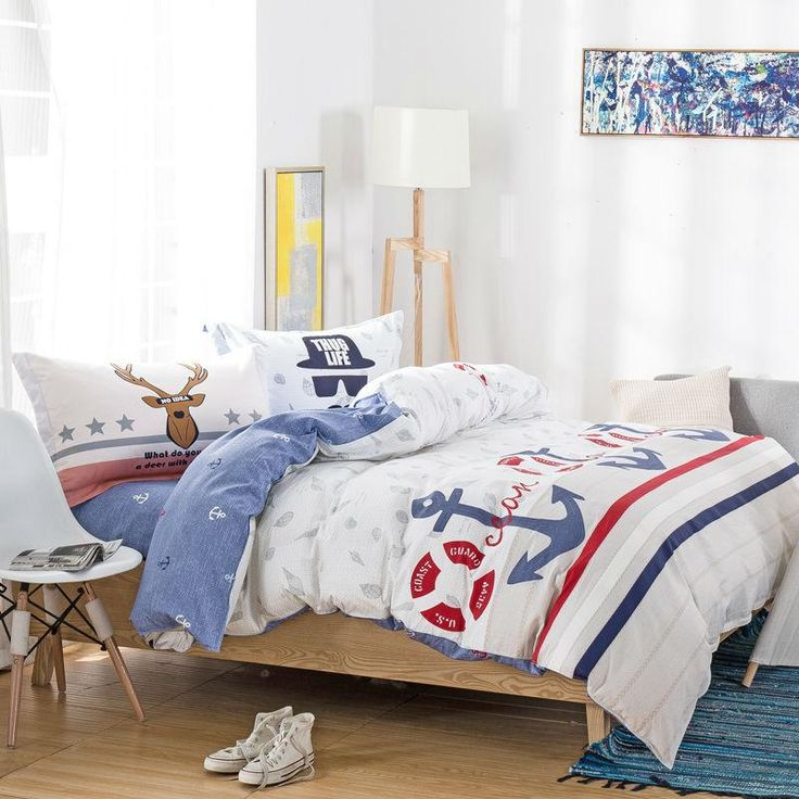 Anchor Bedding Set