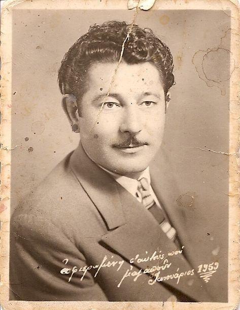 Γιάννης Θεριανός. Ζωγράφος.