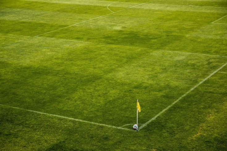 #corner #field #flag #football #grass #green #pitch #shapes #soccer #sport #turf #public domain images