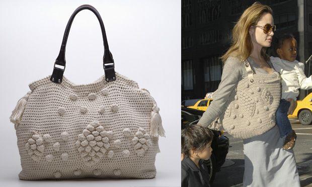 O passo a passo para fazer uma bolsa de crochê inspirada na da Angelina Jolie - MdeMulher - Editora Abril