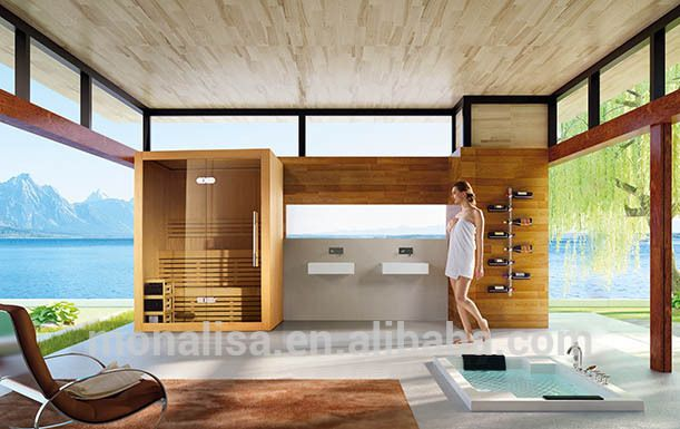 10 best Sauna images on Pinterest | Saunas, Steam room and Bathroom