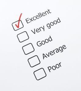 employee evaluations