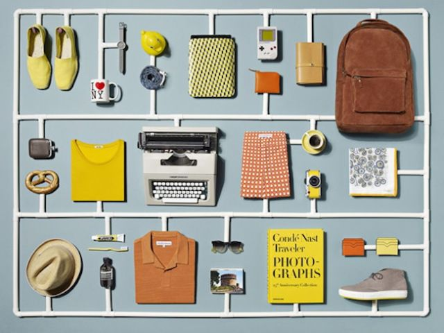 Sarah Parker's collections for online retailer Mr. Porter.