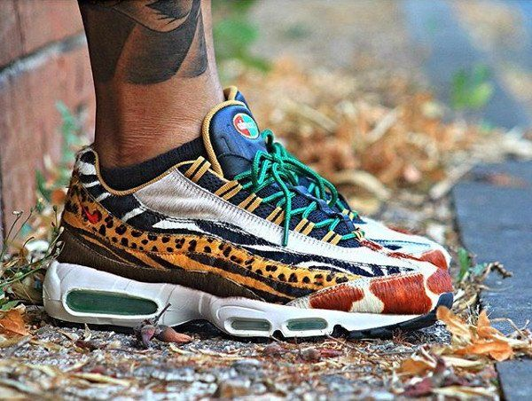 The Nike Air Max 95 Essential Cargo Khaki Will Release Later This