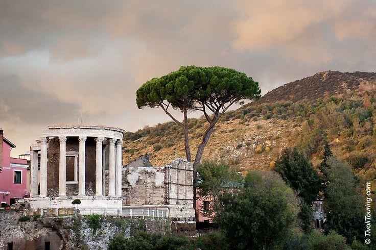 #vesta #temple #tivoli #rome