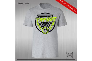 TapouT Zapped T-Shirt + Free Sample Price: WAS £29.99 NOW £21.00