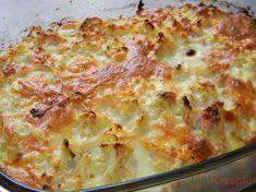 Schinken-Käse-Blumenkohl-Auflauf   – Kochen