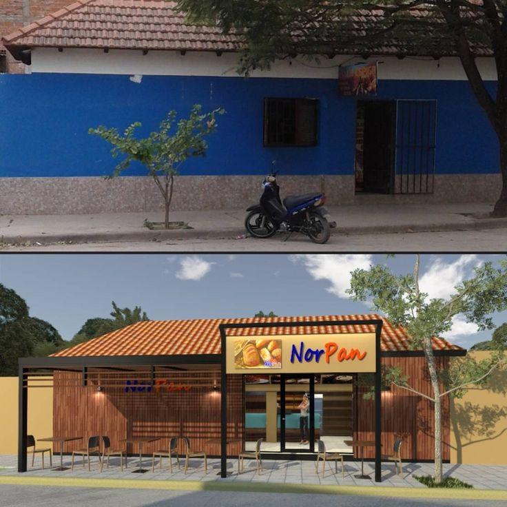 Encontrá las mejores ideas e inspiración para el hogar. Reforma, cadena de panaderias D|M por Group Arquitectura Online | homify