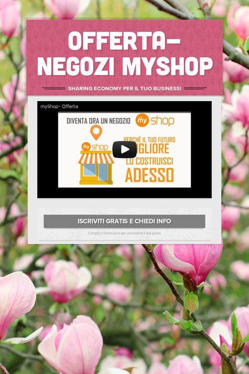 OFFERTA-Negozi myShop