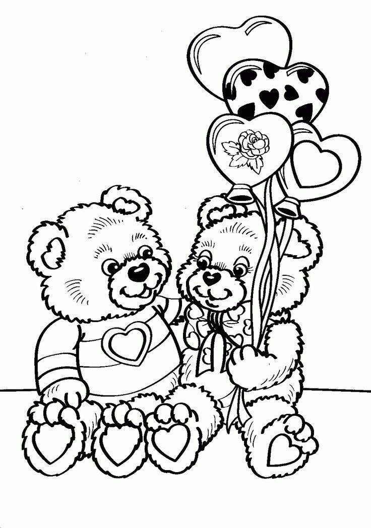 96 best icolor easy valentine drawings