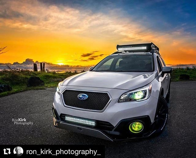 @lp_aventure - LP Aventure | Customer project: @ron_kirk_photography_  Subaru Outback  #lpaventure #bumperguard #skidplate #subaru #outback #offroad  @lp_aventure / @yakimaracks / @motegiracing / @bfgoodrichtires / RTXLine / : @ron_kirk_photography_