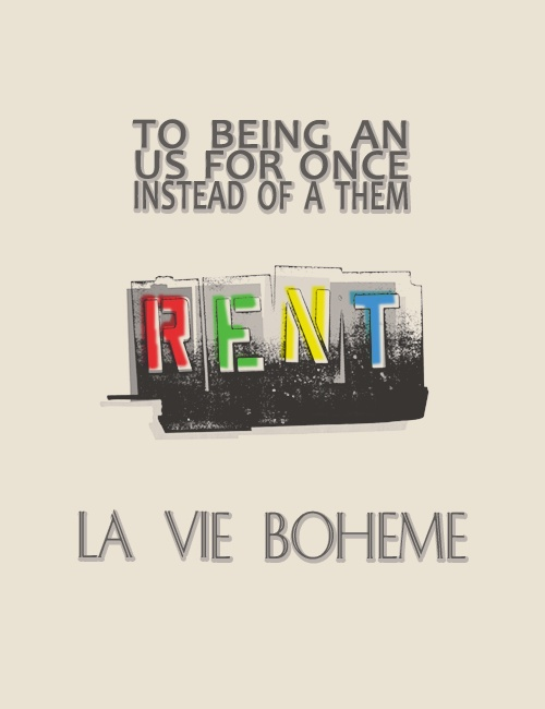 One time my friends and i were on a class trip and my sister started ten act - La boheme definition ...
