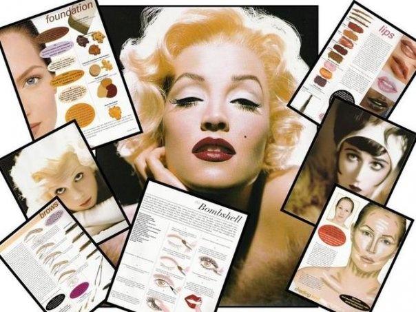 marilyn makeup tutorial Alexis vogel, Artistry makeup