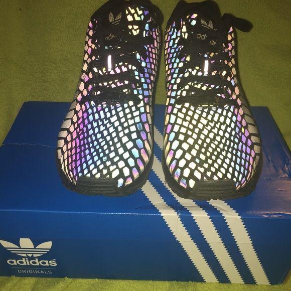 Adidas Flux Xeno ZX tennis shoes Black but change color ...
