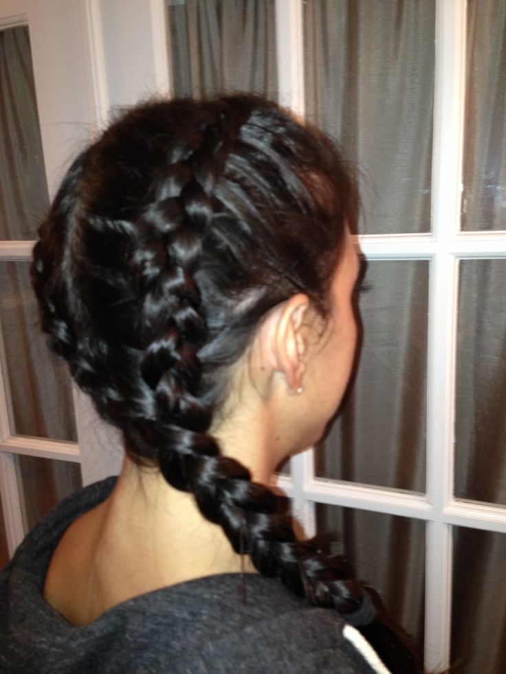 Side Braid Embedded – Tutorial