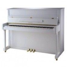 YAMAHA B2e PWH piano droit 113 cm blanc
