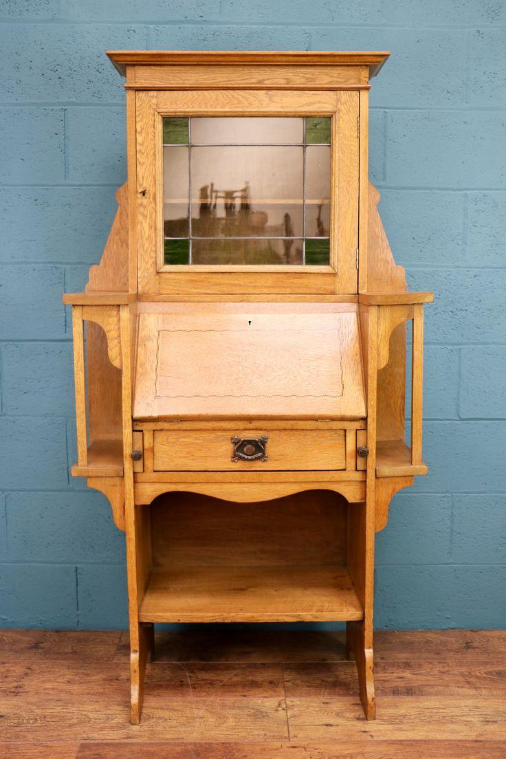 Arts and crafts bureau - Arts And Crafts Bureau Bookcase