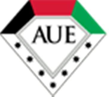 American University in the Emirates (AUE) Dubai International Academic City, Dubai, UAE info@aue.ae www.aue.ae