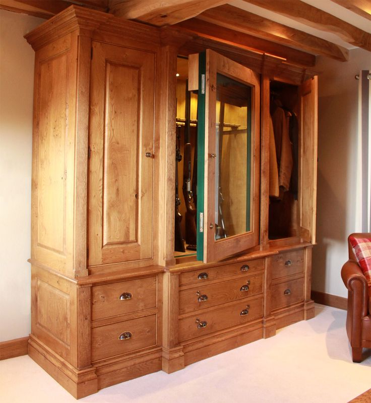 17 Best Images About Gun Cabinets & Rooms On Pinterest