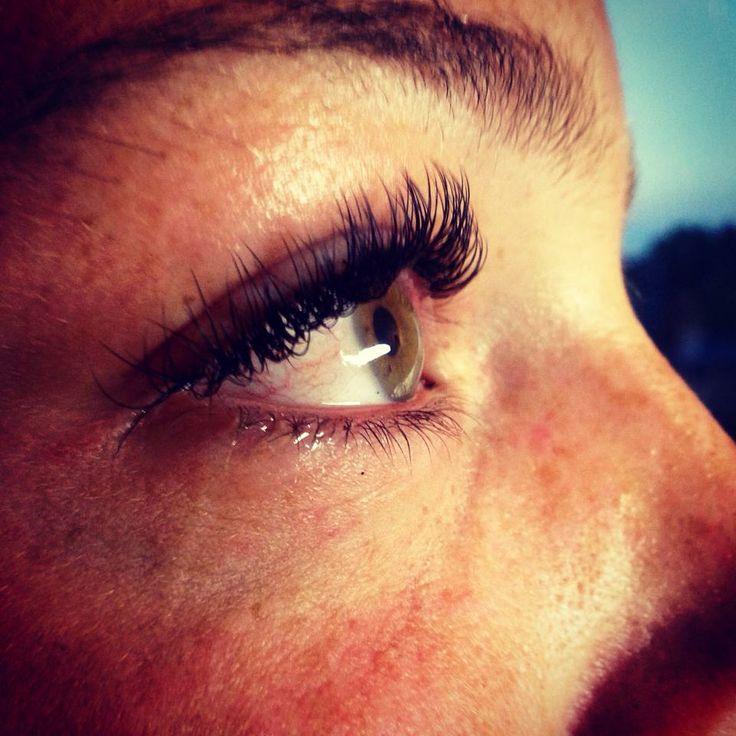 curl, dikte 0,15. Lengte 8 t/m 12. Conclusie: je hoeft niet perce de langste en dikste wimpers te zetten voor glamour-eyes.