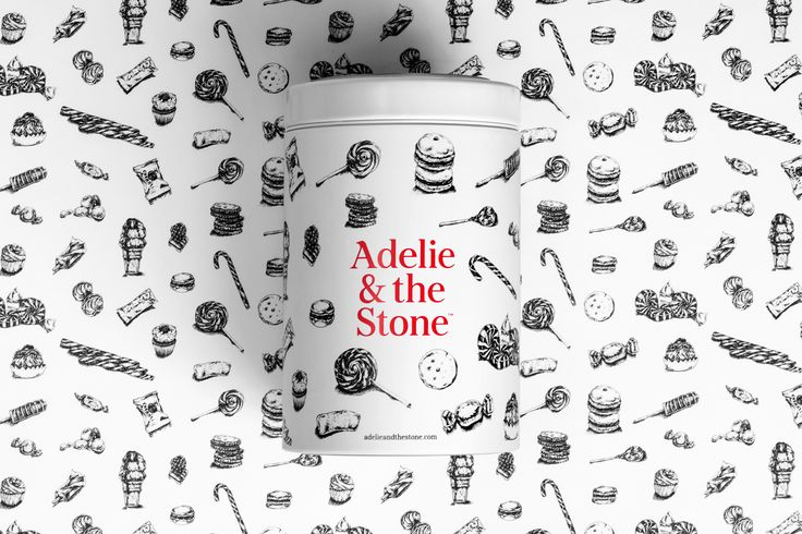 Adelie & the Stone on Packaging of the World - Creative Package Design Gallery