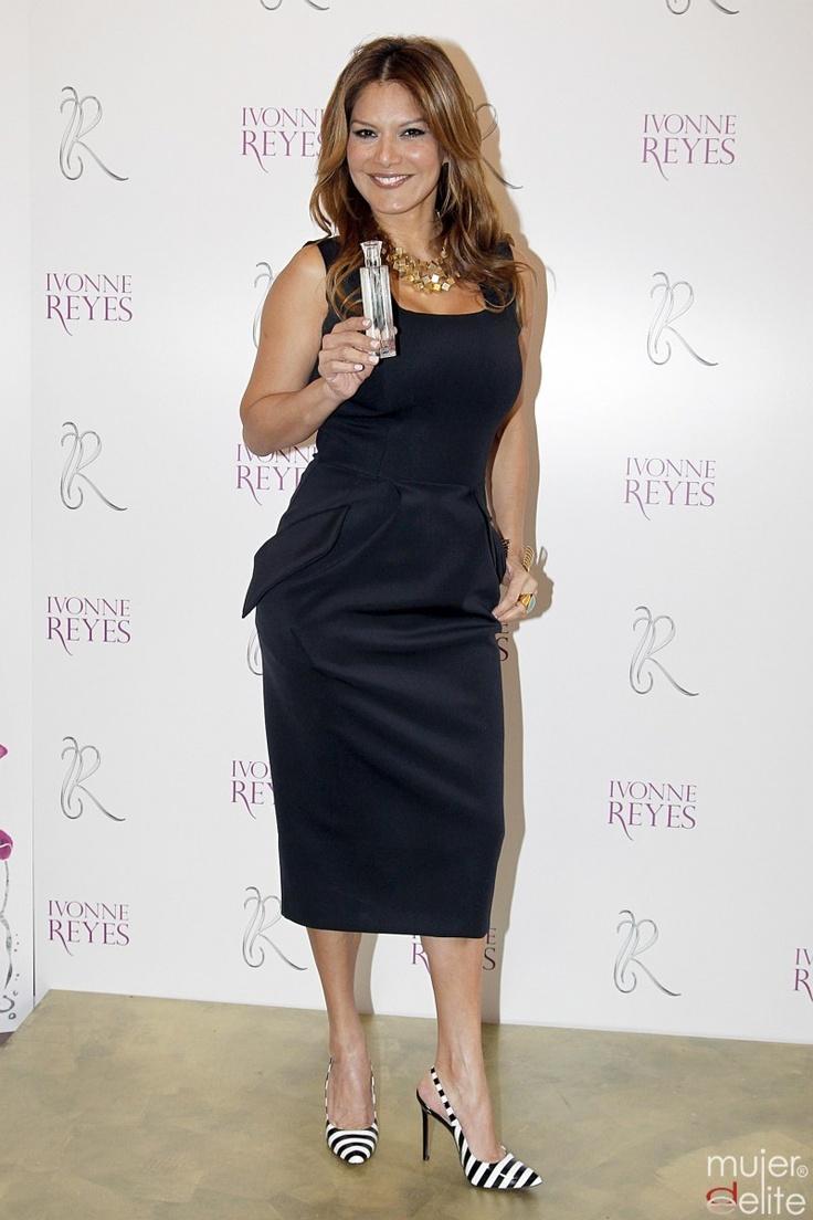 Ivonne Reyes presenta su primera fragancia, IR by Ivonne Reyes con piezas de Daniel Espinosa Jewelry