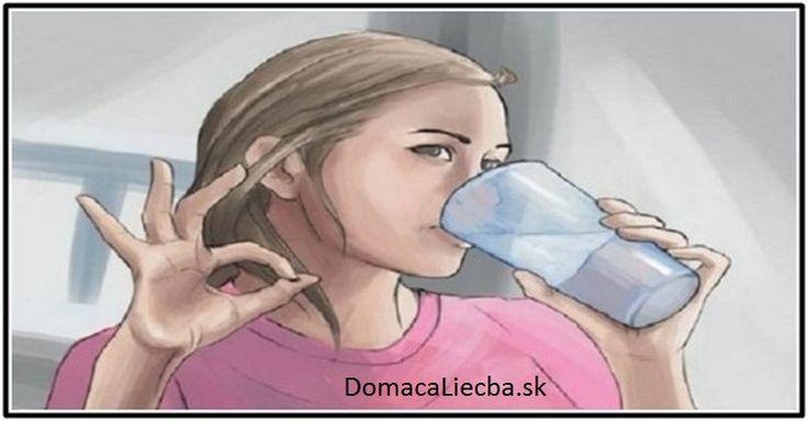 Vypite túto zmes pred spaním a ráno si črevá vyčistíte od všetkého, čo ste včera zjedli