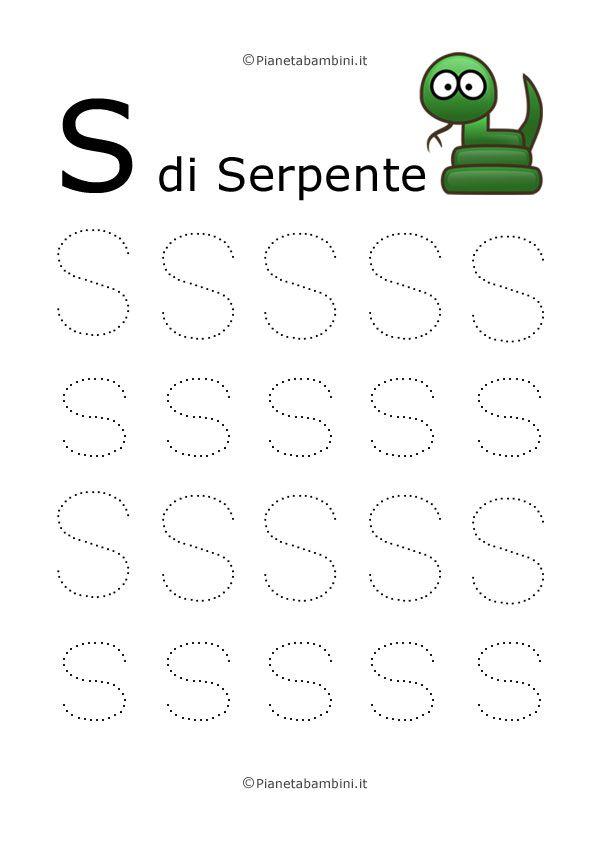 di pregrafismo di tutte le lettere dellalfabeto (a-z) in corsivo ...