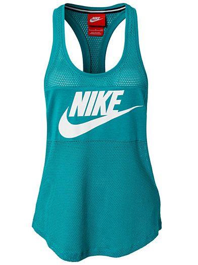 Nike Thre - D Tank - Nike - Vihreä - Paidat - Urheiluvaatteet - Nainen - Nelly.com