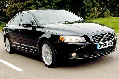 Is not a supercar, but i like it so much! Volvo s80